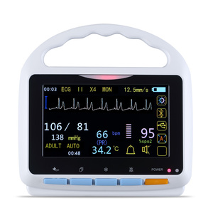 JR2000A BlueTooth Patient Monitor