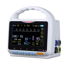 JR2000A TableTop Multi-para.Patient Monitor
